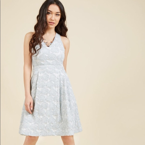 ModCloth Dresses & Skirts - Modcloth Posh Presence A-Line Cocktail Dress